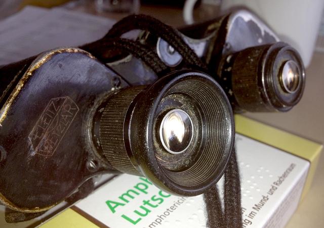 Ersatzteile für alte ferngläser atds